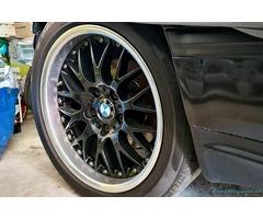 "17"" alu orig BMW BBS RS 740 - dvoudílné"